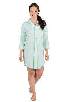 Harmony: Women's Bamboo Sleep Shirt