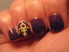 Sonoma Nail Art: Prince Nails