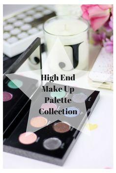 Make up palette collection // Hello Jennifer Helen // Lifestyle Blogger