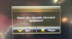 Dacia Medianav szoftverfrissítés