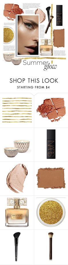 """""""Untitled #266"""" by j4wahir on Polyvore featuring beauty, Bambeco, NARS Cosmetics, Christian Dior, Givenchy, Material Girl, Old Navy and Hourglass Cosmetics"""