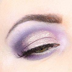 Wearing Stila Cloud with Kat Von D Pastel Goth and Kylie Purple Palette Natural Eye Makeup, Eye Makeup Tips, Smokey Eye Makeup, Eyeshadow Makeup, Makeup Ideas, Makeup Tutorials, Purple Palette, Eye Palette, Oil Free Makeup