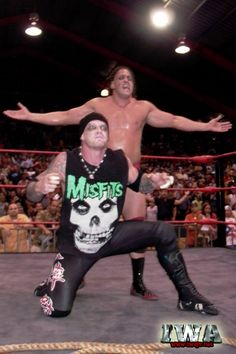 """""""He was having ridiculously sick, hardcore matches with Vampiro back then… So when I see the evolution of Banderas and the characters he has been in Mexico… man, they couldn't have picked a better guy for the Mil, because he's skillful, he's fearless, he's tough. He's a tough son of a bitch. He completely knows how to get across the idea of psychotic violence."""" –MVP, on Mil Muertes/Ricky Banderas; VIP Lounge (3/13/16)"""