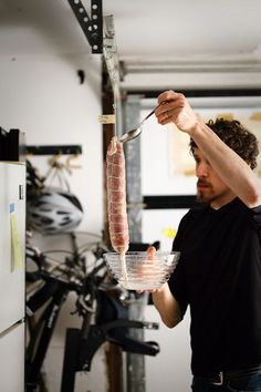 How to make salami at home