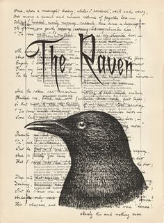 Edgar Allan Poe, The Raven