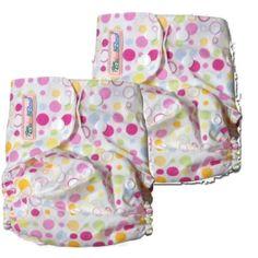 ราคาถูก  PalmandPond กางเกงผ้าอ้อมกันน้ำ รุ่น Cover แพ็ค 2 รุ่นที่ 37  ราคาเพียง  380 บาท  เท่านั้น คุณสมบัติ มีดังนี้ สำหรับเด็กแรกเกิด - 14 กิโลกรัม ผ้าด้านนอกเป็นผ้า cotton ลายสวยงาม ส่วนตรงเอวใช้กระดุมเป็นตัวปรับ ใช้ผ้าอ้อมสี่เหลี่ยมที่มีอยู่วางไว้เพื่อรับปัสสาวะ