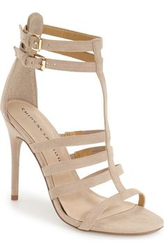 Chinese Laundry 'Lacy' Gladiator Sandal (Women) available at #Nordstrom