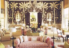 {décor inspiration | interior design : the lyford cay club by tom scheerer} | Flickr - Photo Sharing!