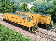 Allagash Railway photos - Mike Confalone's layout N Scale Model Trains, Scale Models, Escala Ho, Ho Train Layouts, Train Miniature, Garden Railroad, Norfolk Southern, Ho Trains, Train Pictures