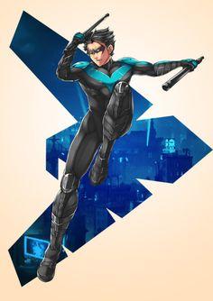 Nightwing - Kevzter