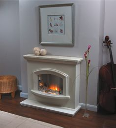 Flamerite Mercia Electric Fireplace Suite, one of our extensive range of electric fireplace suites available with FREE UK delivery. Electric Fire Suites, Electric Fireplace Suites, Electric Fireplace Heater, Electric Fires, Fireplace Inserts, Fireplace Ideas, Fire Surround, Christmas Interiors, Contemporary Interior Design