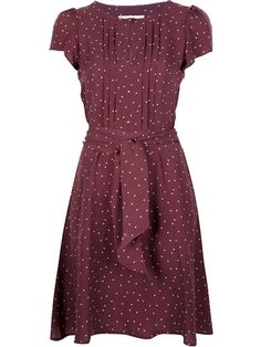 Shop Sessun 'Mathilde' polka dot dress in from the world's best independent boutiques at farfetch.com. Over 1500 brands from 300 boutiques in one website.