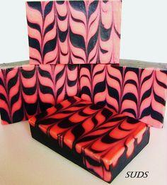 #handmade #soap - love the swirls!