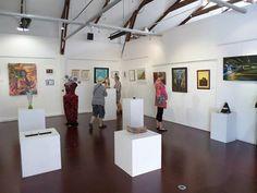 "Artist Open Studios Whanganui ""Starting Point Exhibition"" :)."