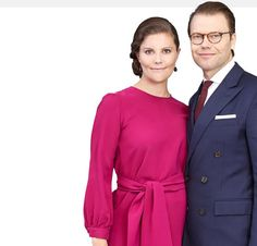 New official photos of Princess Victoria and Prince Daniel