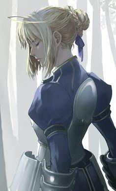 Fate/: Nice Saber portrait