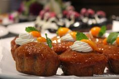 More Cafe Catering Carrot Cake