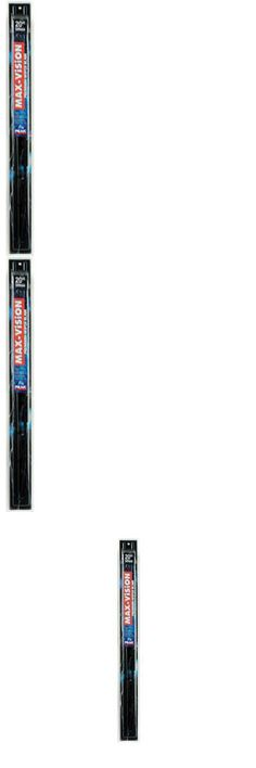 Bath Brushes and Sponges: Old World Automotive Product Mxv201 Max-Vision Premium Wiper Blade, 20-In. -> BUY IT NOW ONLY: $48.41 on eBay!