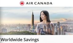 Air Canada Tickets/Flights Sale: Save $20 on Select flights Within North America or $50 on Select Flights to Int... http://www.lavahotdeals.com/ca/cheap/air-canada-tickets-flights-sale-save-20-select/202525?utm_source=pinterest&utm_medium=rss&utm_campaign=at_lavahotdeals