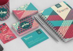 Portfólio do leitor: Dharma Estúdio Criativo | Clube do Design