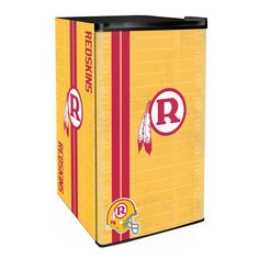 Use this Exclusive coupon code: PINFIVE to receive an additional 5% off the Washington Redskins NFL Legacy Counter Height Fridge at SportsFansPlus.com