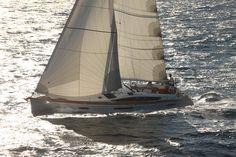 Jeanneau 53 - yacht charter Greece