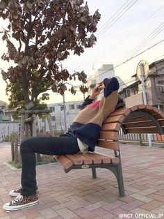 """NCT_OFFICIAL_JP: <'NEO CITY : JAPAN – The Origin'> Memories Jaehyun is taking a break at the park where we stopped by between recordings. That days weather was great, the sky was beautiful so we. Jaehyun Nct, Johnny Seo, Nct Johnny, Wattpad, Jung Yoon, Fandoms, Jung Jaehyun, Yang Yang, Na Jaemin"