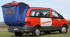 I must find a way to make this...Zen Adventure Previa Campers Page