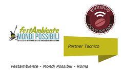 #Festambiente festeggia con #Legambiente lo Sharing Day #2012 Festambiente è partner Espresso Coworking #expcowo
