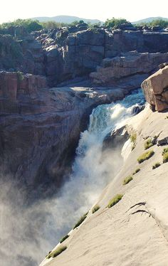 Photos from posts Augrabies Falls, Cape Town, Wonderful Places, Niagara Falls, Trek, South Africa, National Parks, River, World