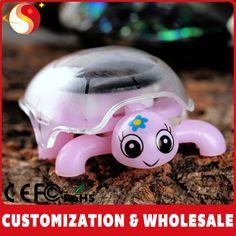 Solar toy: Solar turtle