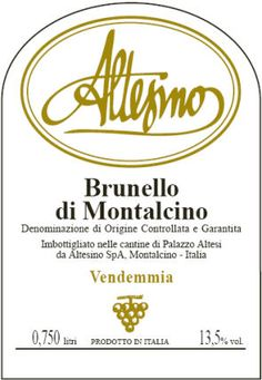 Englewood Wine Merchants is proud to feature the 2009 Altesino, Brunello di Montalcino, Tuscany. Wine Descriptions, Brunello Di Montalcino, Forest Fruits, Wine Merchant, Sweet Violets, George Carlin, Fine Wine, Red Wine, Italy