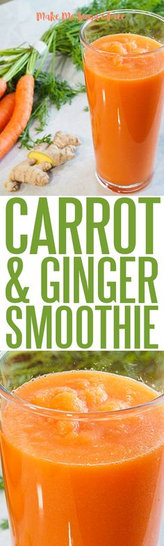 Carrot juice is the elixir of life - I can't guarantee you'll be come immortal, but it sure is healthy! A great start to a sugar free day. Elixir Of Life, Ginger Smoothie, Carrot And Ginger, Free Day, Sugar Free, Cantaloupe, Carrots, Juice, Canning