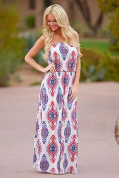 Let's Try Again Maxi Dress from Closet Candy Boutique-save 10% with free shipping using REPCHRISTY at checkout