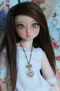 MSD necklace chain BJD for doll 1/4 Minifee Unoa Narae Elfdoll