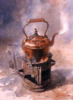 Brahim Bouhamadi la bouilloire