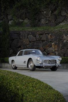 Italian Desgin ~ 1960 Maserati 3500 GT