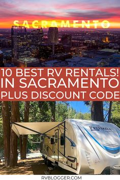 Our 10 Best RV Rentals in Sacramento Plus discoutn code, will absolutely help you to Find a Great Deal and inspire you to plan your next RV road trip! An RV Rental in Sacramento, CA, is an…  More