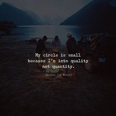 My circle is small because Im into quality not quantity. via (http://ift.tt/2lEYvJn)