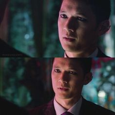 Harry Shum Jr as Magnus Bane is just perfection. #Shadowhunters