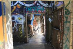 abandoned zoo in LA