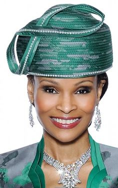 Terramina Church Hat On Sale At Gorgeous Sundays TH7298 - GorgeousSundays.com