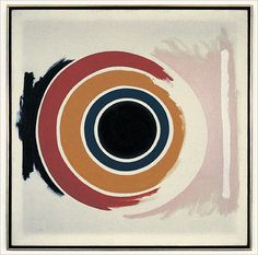 Kenneth Noland, First No Clement Greenberg Collection, Portland Art Museum - artcritical Josef Albers, Abstract Painters, Abstract Art, Kenneth Noland, Barnett Newman, Action Painting, Colour Field, Art Moderne, Mark Rothko