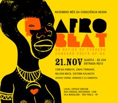 Afrobeat poster