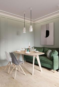 Living Place Russian Federation Saint Petersburg Kitchen Dining Room