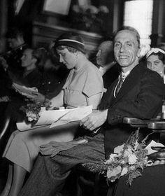 Joseph and Magda Goebbels