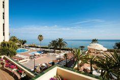 Hotel Riu Monica - Outdoor pool - Hotel in Nerja, Málaga, Spain - RIU Hotels & Resorts España