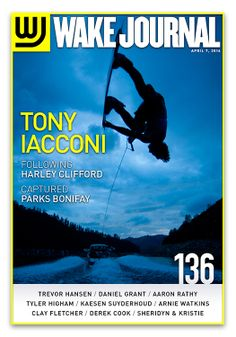 April 7th, 2014 - Wake Journal 136, featuring Tony Iacconi on the cover! Download the Wake Journal App, subscribe and get all 40 issues for just $1.99! http://www.wkjr.nl/app