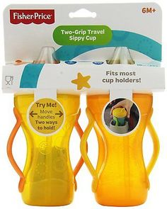 Fisher Price Stack /'n Store BEC 2 Pack Enfants/'s Training Cups