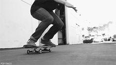 skateboarding is simple